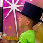 Kindershow Anders met Sander